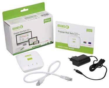 Efergy Engage Hub Solo with Power Supply