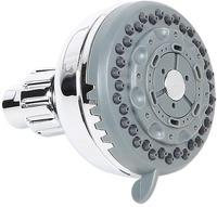Protea Water Saving Shower Head 8 Function 1/2 Inch - 90mm (10l Min)