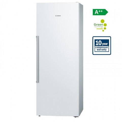 BOSCH Serie 4 White Tall freezer GSN33VW30Z