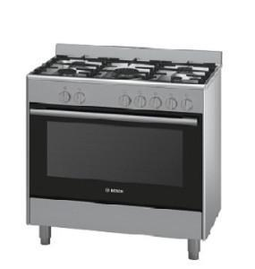 Bosch Serie 2 90cm Freestanding Full Gas Gas Cooker
