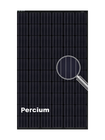 JA Solar 300W Mono Percium 5BB All Black