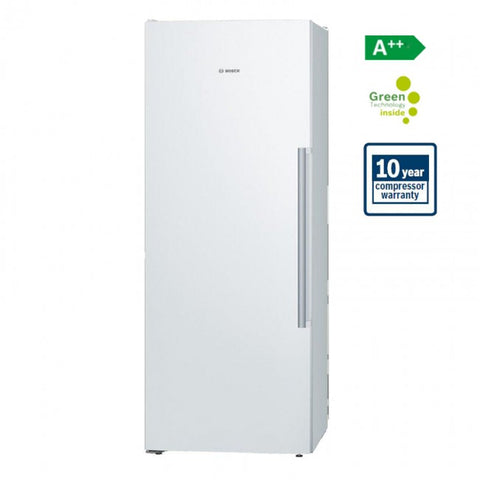 BOSCH Serie 2 Single Door Fridge 324L KSV33NW30Z