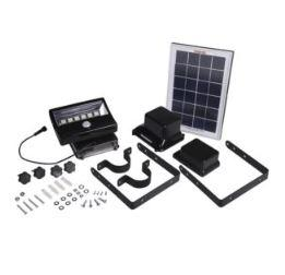 Solar LED Floodlight Kit 1200 Lumen 16W