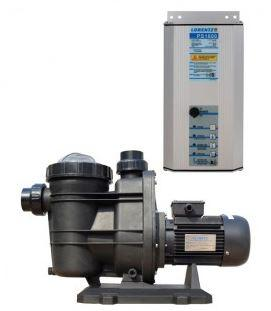 Lorentz PS1800 CS-37-1 Solar Powered Pool Pump