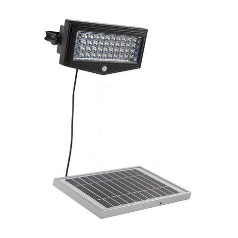 Eurolux 10W Solar PIR Security LED Light