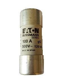EATON 22X58 100AMP Cartridge Fuse