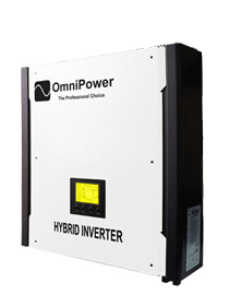 Omnipower Plus 5kW Hybrid PV Inverter