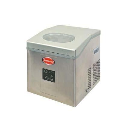 SnoMaster 15Kg  Stainless Steel Automatic Icemaker