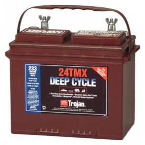Trojan 24TMX 85Ah 12V Deep Cycle Battery