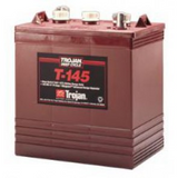 Trojan T145 260Ah 6V Deep Cycle Battery