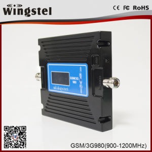 GSM Smart Dual Band 900/2100MHz 3G Mobile Signal Booster