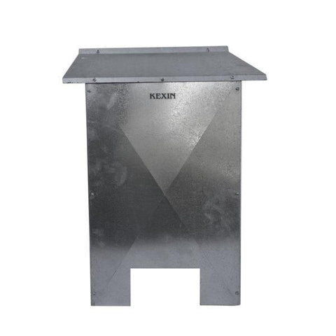 Kexin Geyser Cover Galvanised  (16, 20lt)