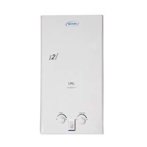 Kexin 12L Gas Water Heater - Outdoor