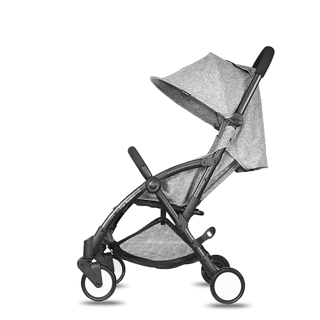 Comfortable baby toddler pram/stroller with canopy in 4 mode