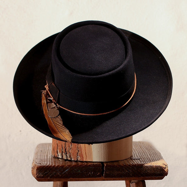SHADOW – BLACK TELESCOPE FEDORA