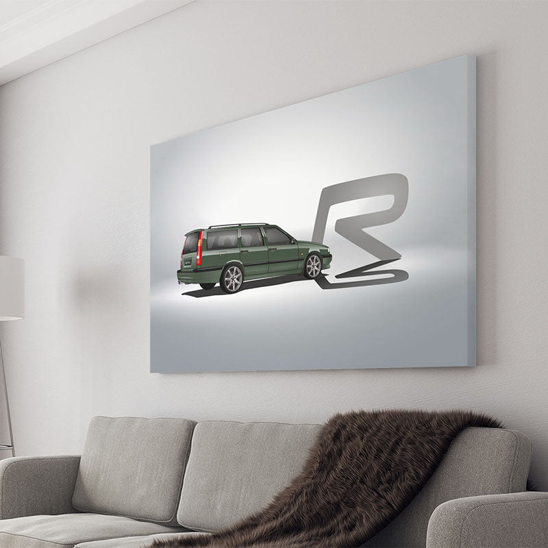 CarsEnth hang your automotive art on your wall