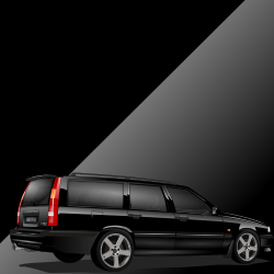 Volvo V70 R ph.I 019 Black
