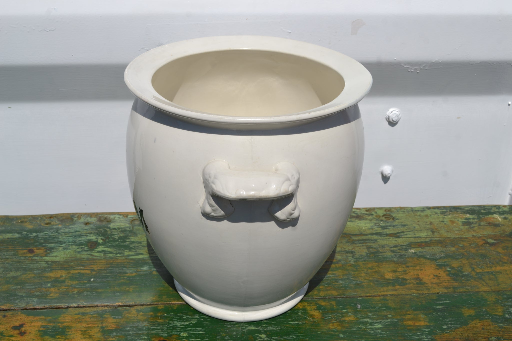 A dairy supply Co. Cream Pail
