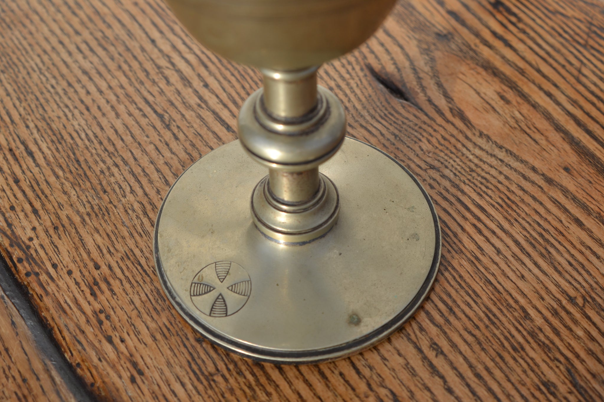 A wwI military/MOD issue chaplains communion chalice