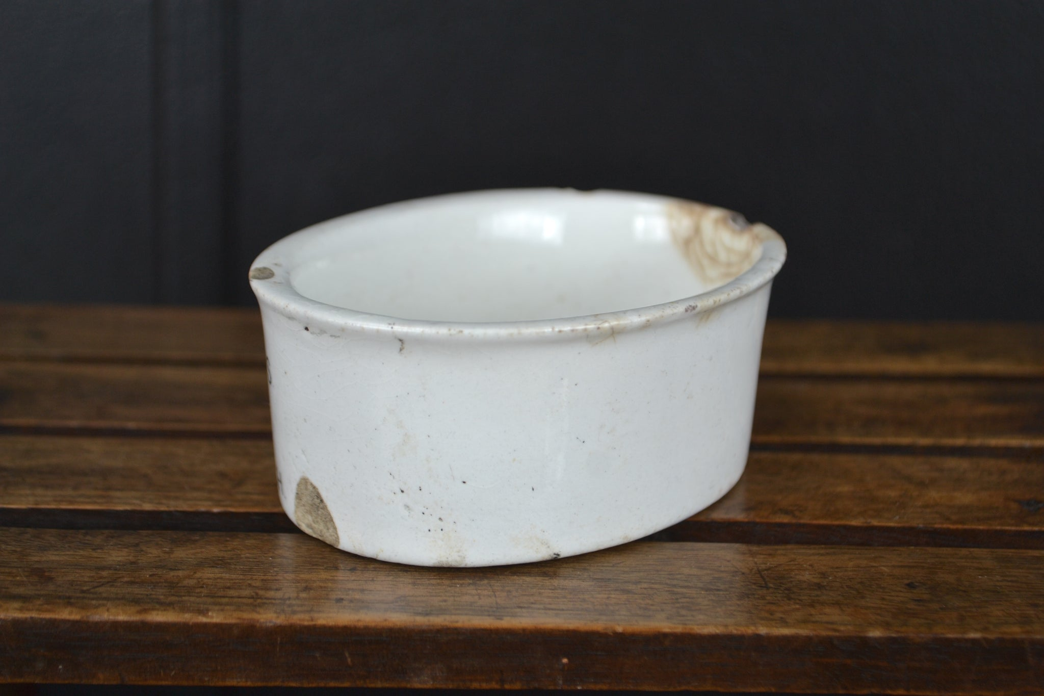 SOLD - Victorian Celebrated Potted Meats Pot