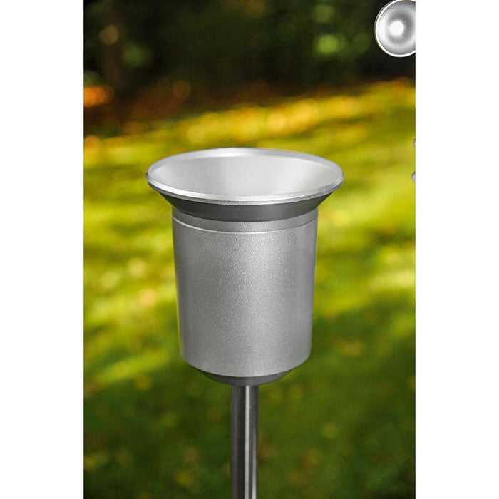 Homematic IP Wettersensor Plus (Silber) - Temperatursensoren & Wetterstationen - digitrends.ch