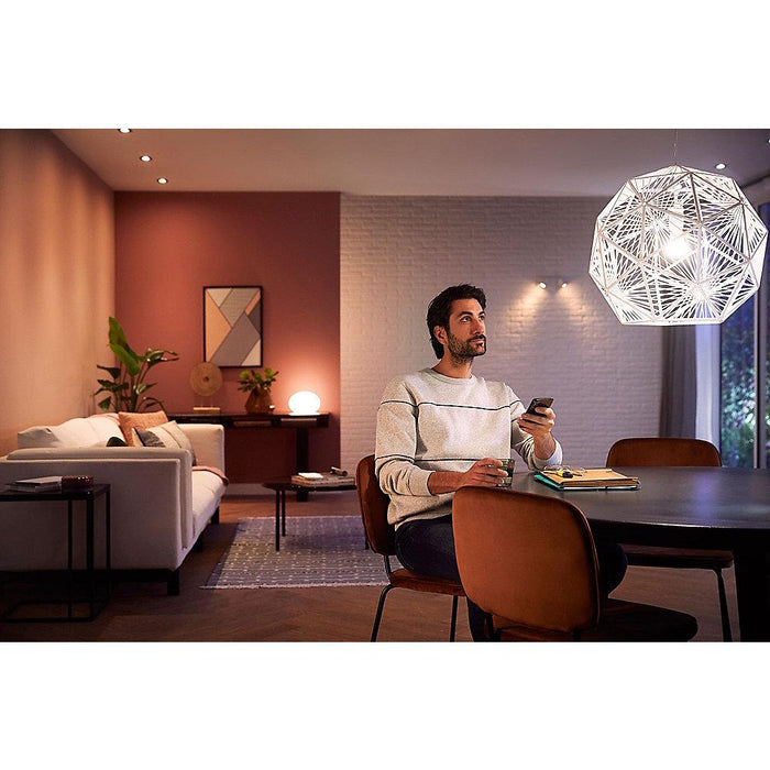 Philips Hue White & Color Ambiance Starterset (3x GU10, 350 lm, Bluetooth) - Glühbirnen - digitrends.ch