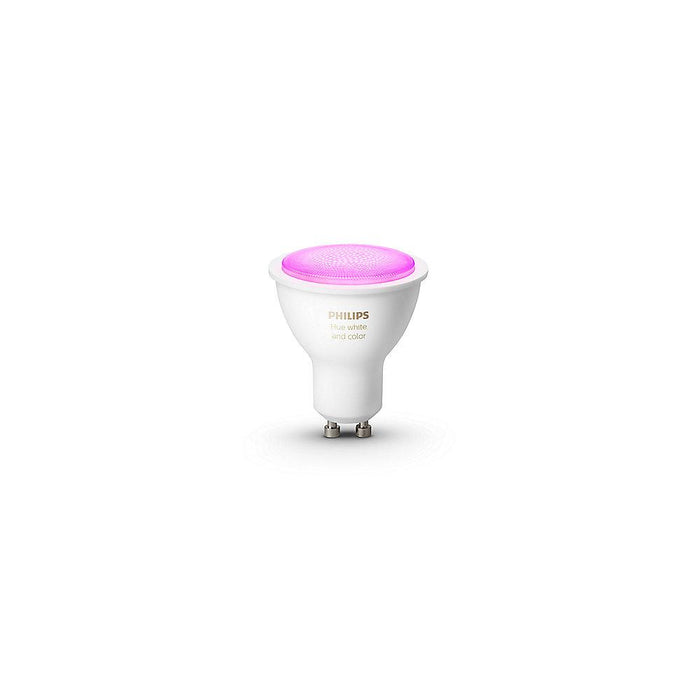 Philips Hue White & Color Ambiance Erweiterung (GU10, 350 lm, Bluetooth) - Glühbirnen - digitrends.ch