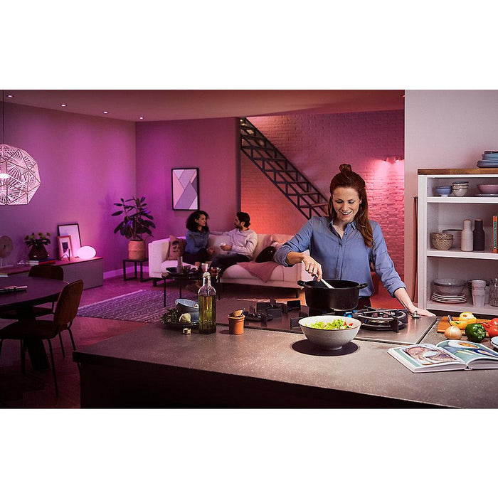 Philips Hue White & Color Ambiance Starterset (3x GU10, 350 lm, Bluetooth)