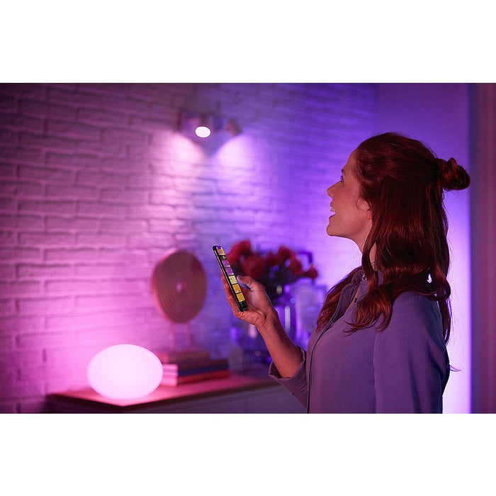 Philips Hue White & Color Ambiance Duo-Erweiterung (GU10, 350 lm, Bluetooth) - Glühbirnen - digitrends.ch