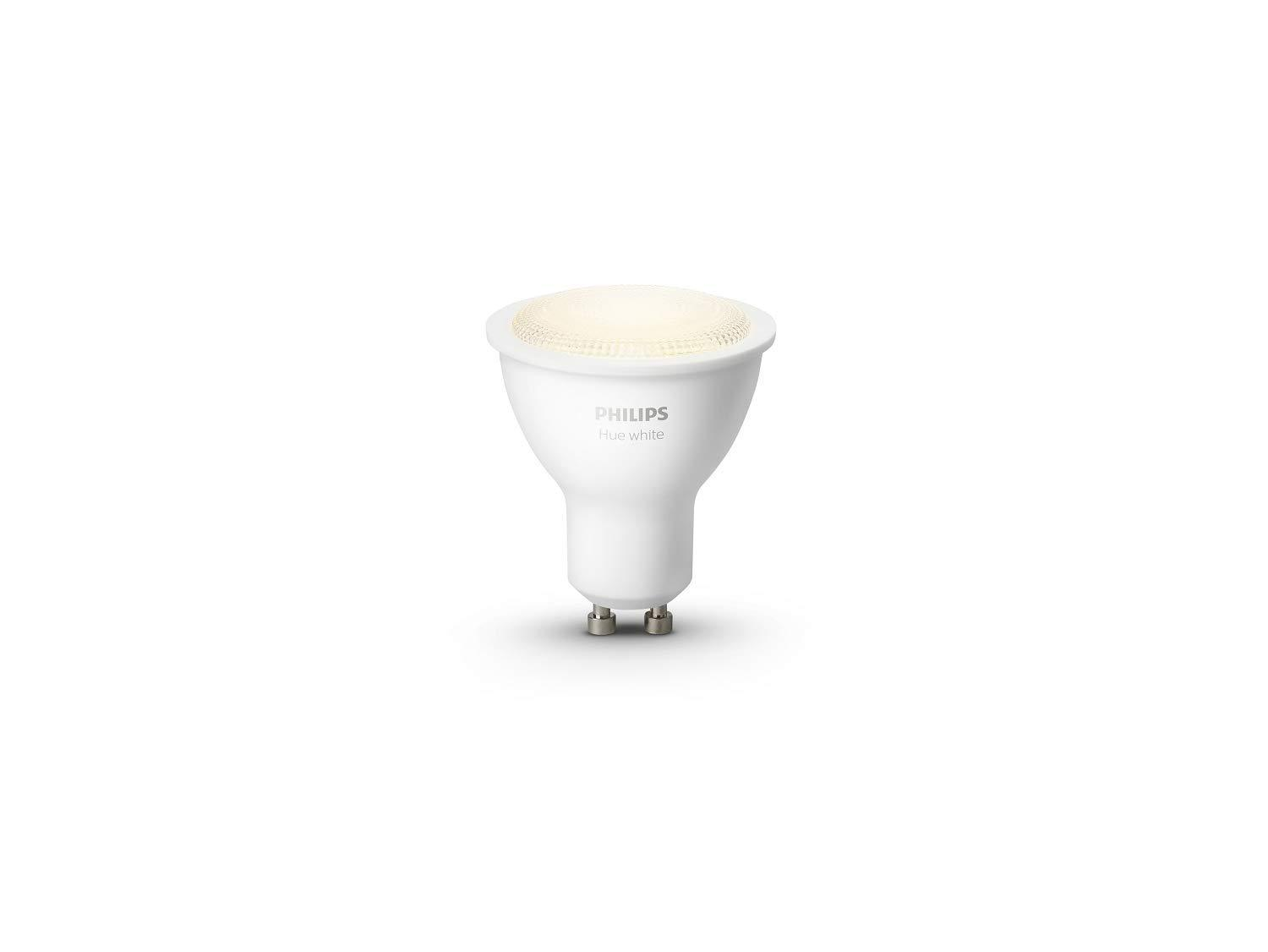 Philips Hue White (GU10, 300lm, 5.5 W) - Glühbirnen - digitrends.ch