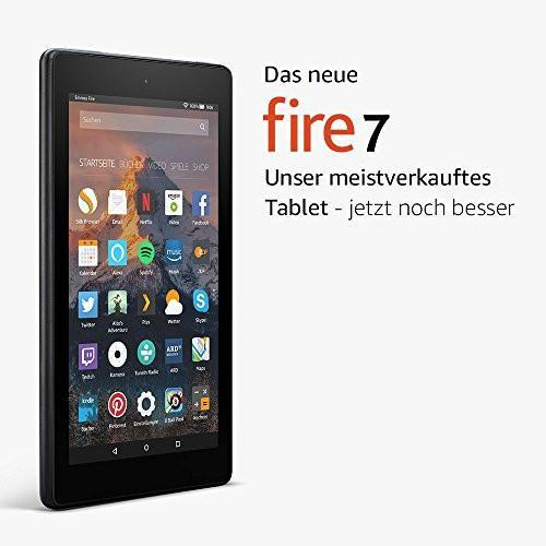 Amazon Fire 7-Tablet (8 GB) - mit Spezialangeboten - digitrends.ch