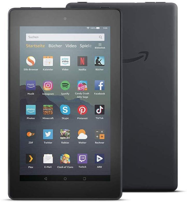 "Amazon Fire 7-Tablet (7""-Display, 32 GB, Schwarz) - mit Spezialangeboten -  - digitrends.ch"