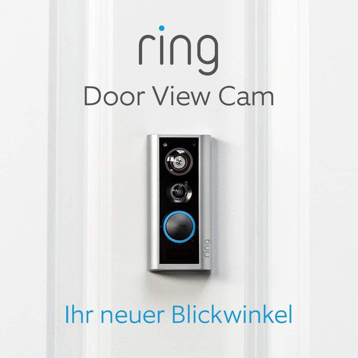 Ring Door View Cam - 1080p-HD-Video-Türklingel - Türsysteme - digitrends.ch