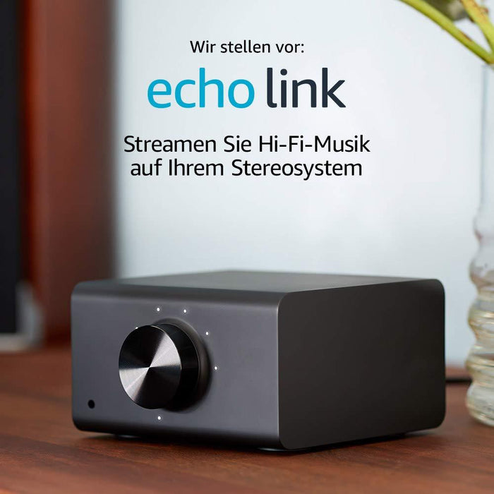 Amazon Echo Link - Alexa für die HiFi-Musikanlage - intelligente Sprachassistenten - digitrends.ch