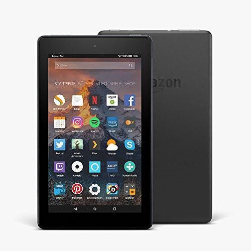 Amazon Fire 7-Tablet (8 GB) - mit Spezialangeboten - Tablets & Notebooks - digitrends.ch
