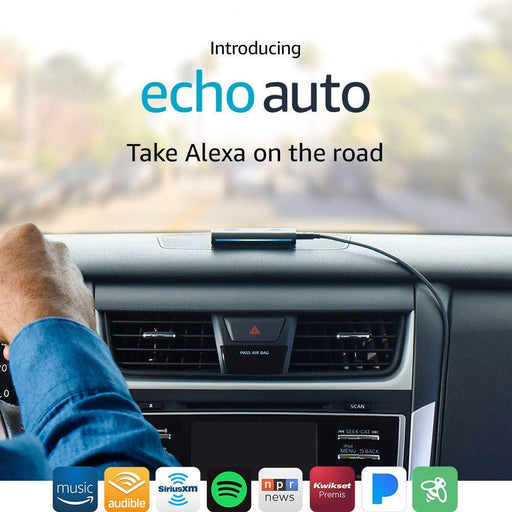 Amazon Echo Auto - Alexa fürs Auto - intelligente Sprachassistenten - digitrends.ch