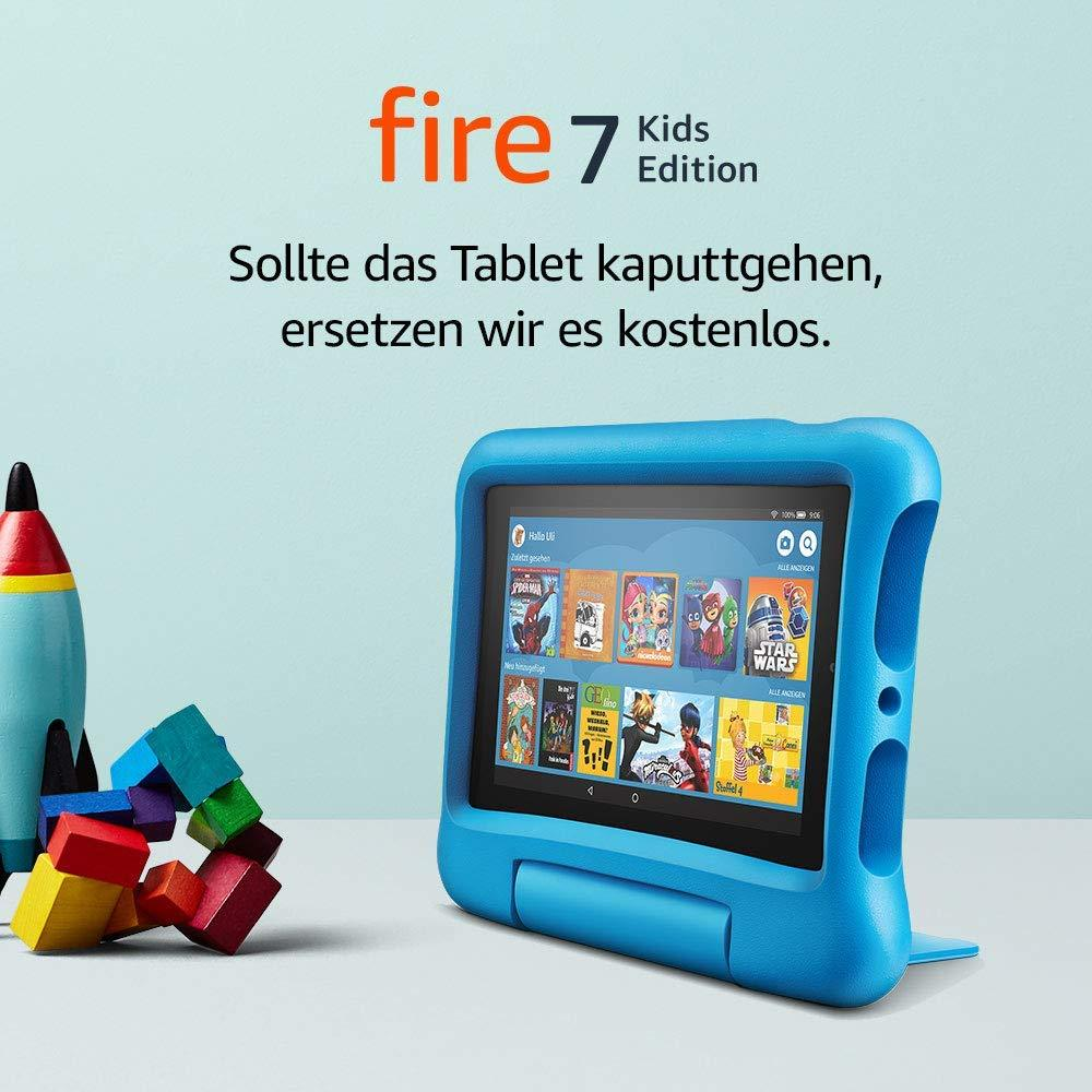 "Amazon Fire 7 ""Kids Edition""-Tablet (7""-Display, 16 GB, Blau) -  - digitrends.ch"