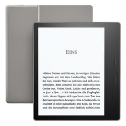 Amazon Kindle Oasis 3G 2017 eReader (32 GB, WLAN + 3G) - digitrends.ch
