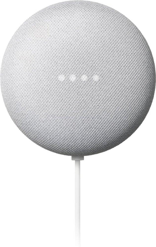 Google Nest Mini 2 (Hellgrau/Kreide) - intelligente Sprachassistenten - digitrends.ch