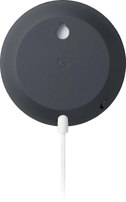 Google Nest Mini 2 (Dunkelgrau/Carbon)