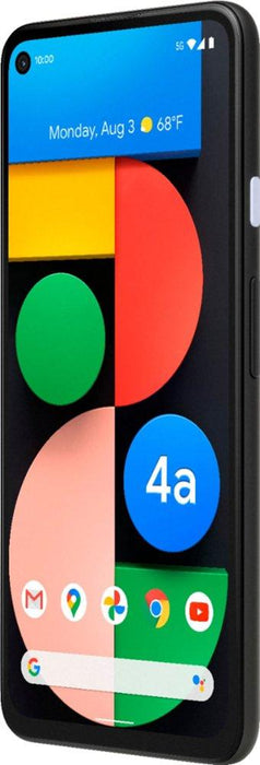 "Google Pixel 4a mit 5G (6.20"", 128 GB, Just Black)"