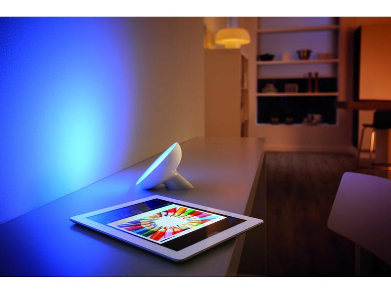 Philips Hue Bloom Connected - Tischleuchte