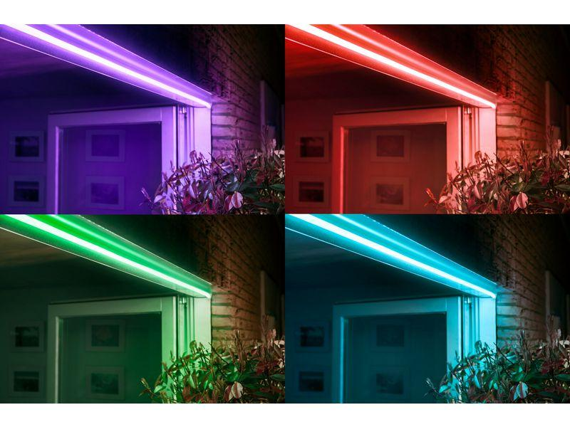 Philips Hue Outdoor Lightstrip White & Color Ambiance 5m - LED Leuchtbänder - digitrends.ch