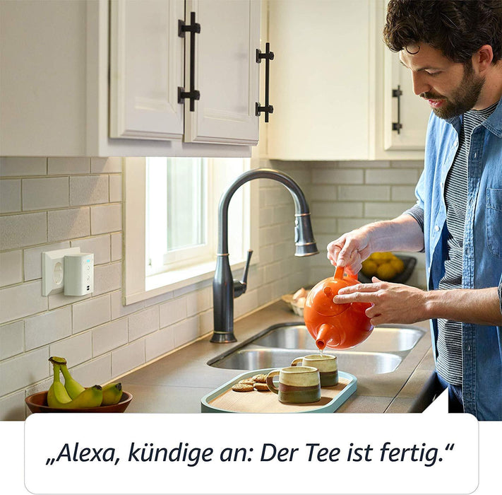 Amazon Echo Flex - Smarter Plug-in-Lautsprecher mit Alexa -  - digitrends.ch