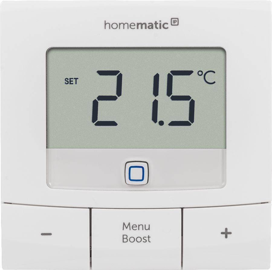 Homematic IP Wandthermostat basic - Raumthermostat - digitrends.ch