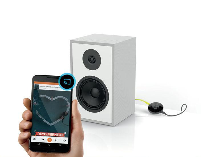 Google Chromecast Audio - Streaming Audio Player - Netzwerk-Player - digitrends.ch