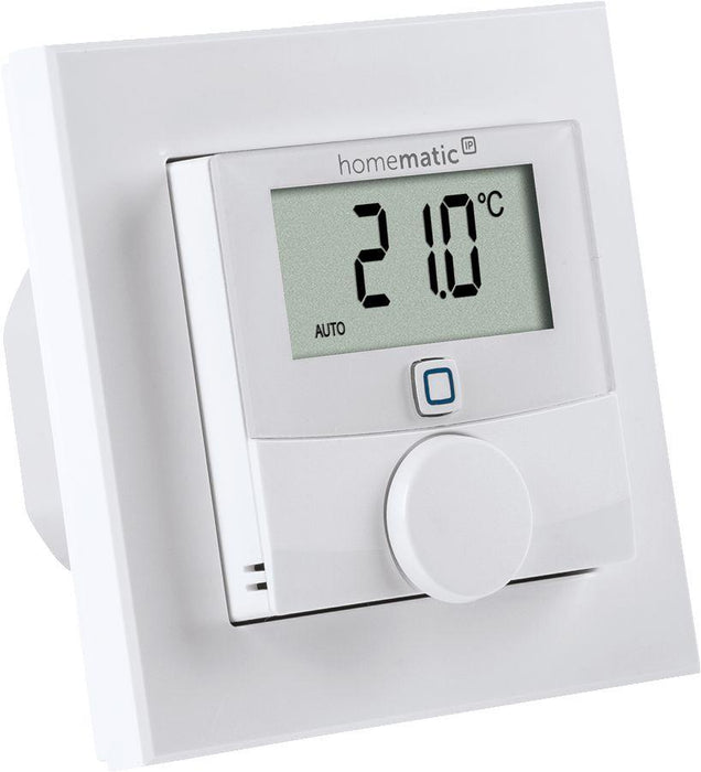 Homematic IP Wandthermostat mit Schaltausgang (24 V) -  - digitrends.ch