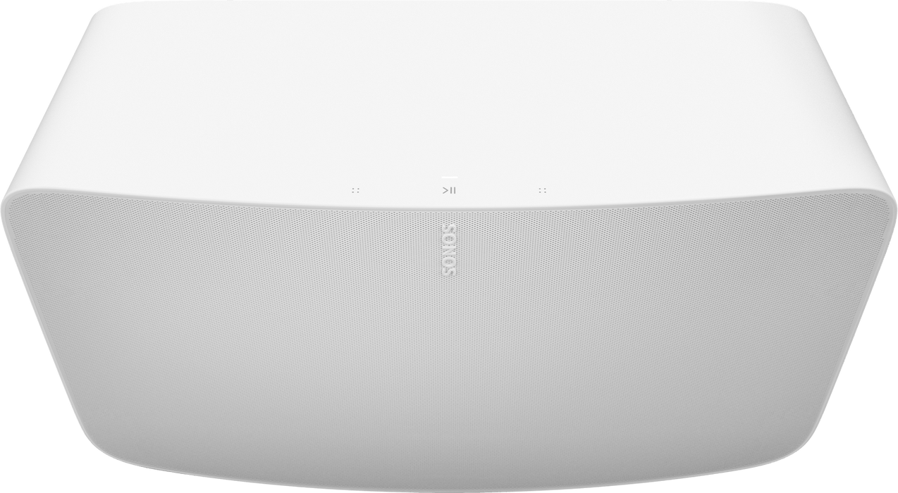 Sonos Five - der Home Speaker mit perfektem Klang (Weiss, AirPlay 2) - WLAN-Lautsprecher - digitrends.ch