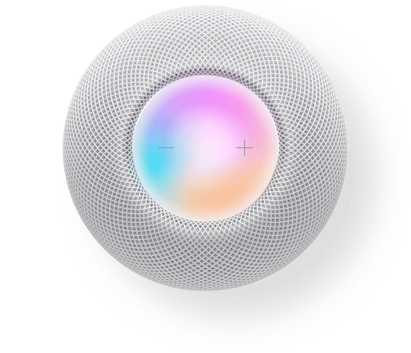 Apple HomePod mini (Weiss, DE-Version)