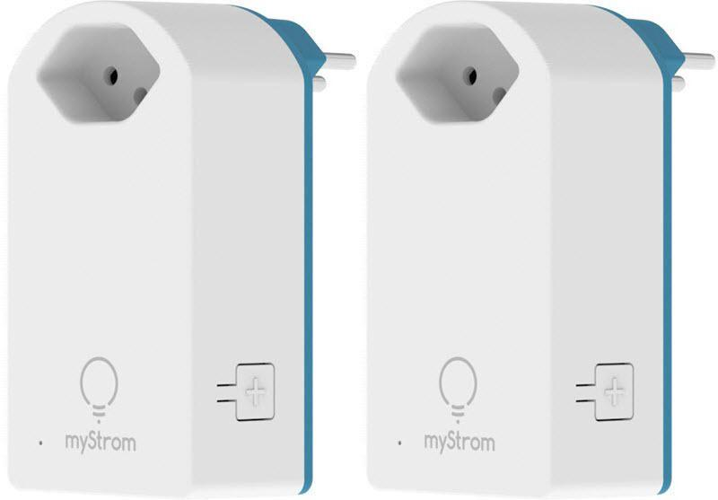 myStrom Powerline 2000 Connection Kit (2er-Set) - Smarte Steckdosen - digitrends.ch